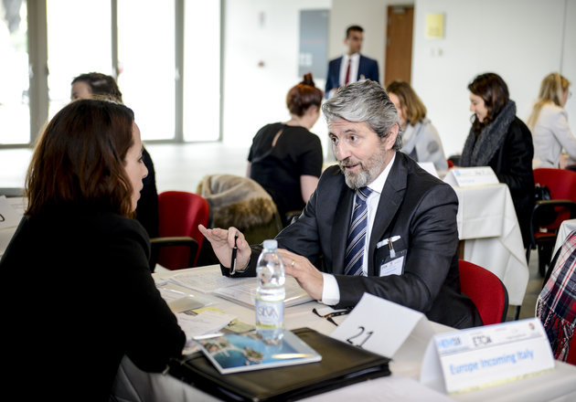 ETOA B2B workshop event HEM Hoteliers European Marketplace