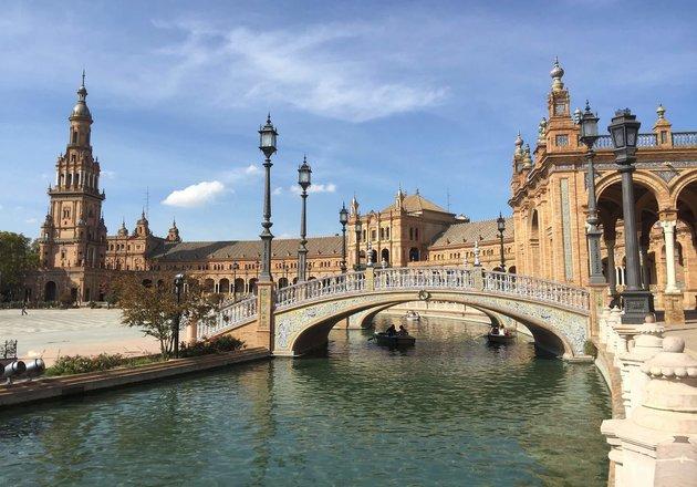 Sevilla fam trip Hoteliers European Marketplace