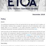 Operators Update December2018