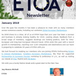 ETOA Newsletter January 2019