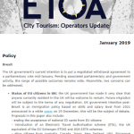 Operators Update January2019