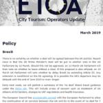 Operators Update March 2019