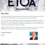 ETOA Newsletter May 2019