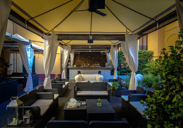 Drinks reception Residenza di Ripetta Roma