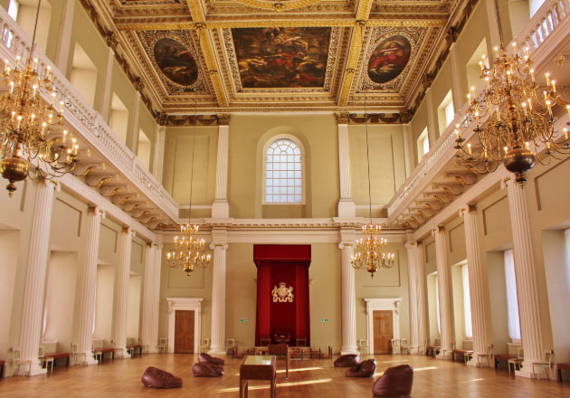 Banqueting House, Whitehall, London, Reception