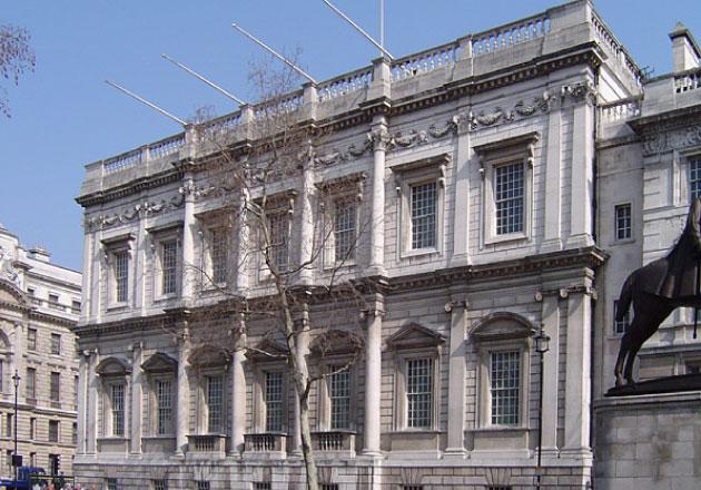 Whitehall, London, Reception