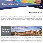 Operators Update September 2019