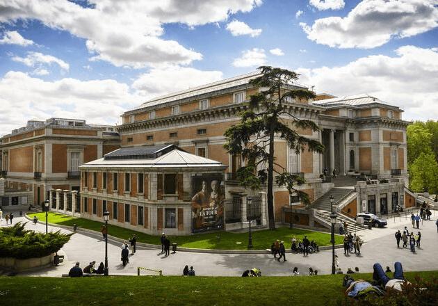 Destinations Madrid Attractions