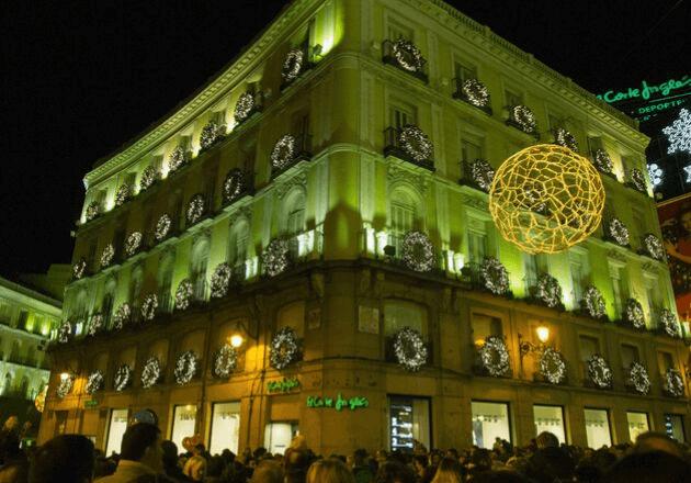 Destinations Madrid Christmas