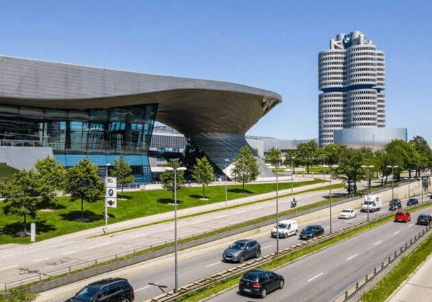 Destinations Munich Transport