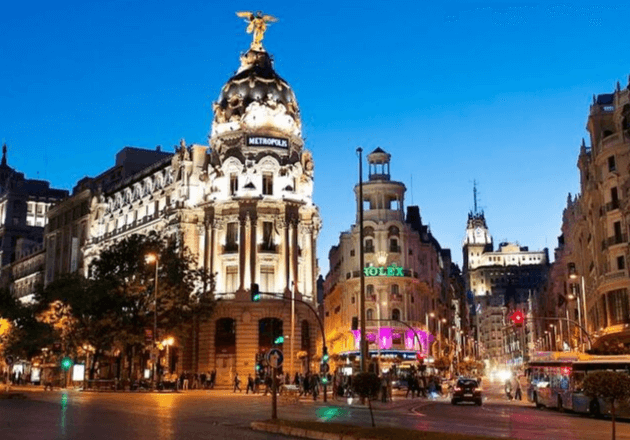 Madrid World Heritage Manchester