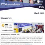 ETOA newsletter march 2020