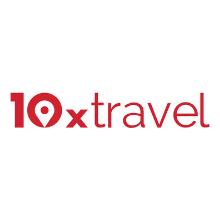 10xtravel logo