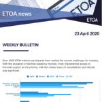 ETOA Newsletter 23 April 2020