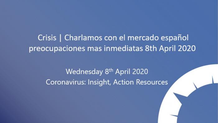 ETOA Webinar - Spain