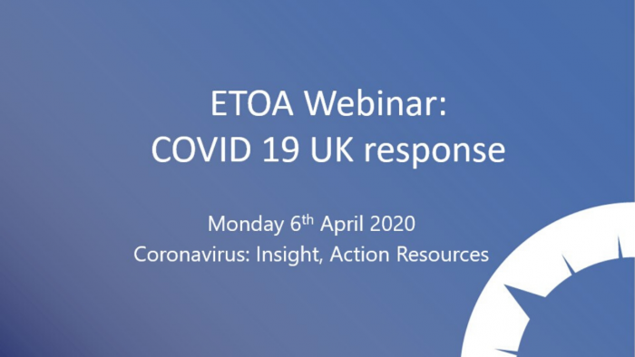 ETOA Webinar - UK