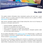 ETOA policy update May