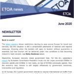 ETOA Newsletter June 2020