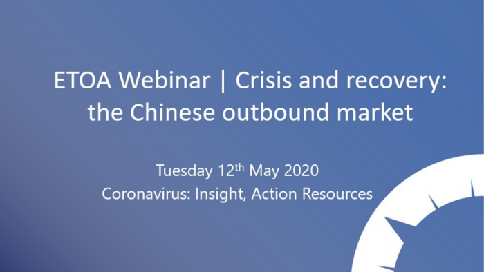 ETOA Webinar China outbound market