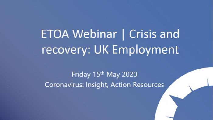 UK Employment Webinar