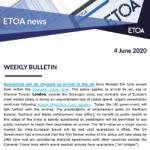 ETOA Newsletter 11 June 2020