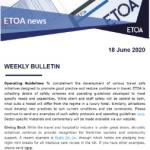 ETOA Newsletter 18 June 2020
