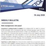 ETOA Newsletter 16 July 2020