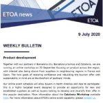 ETOA Newsletter 9 July 2020