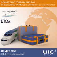 Connecting tourism and rail: sustainability, challenges and business opportunities